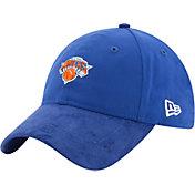 New Era Men's New York Knicks On-Court 9Twenty Adjustable Hat