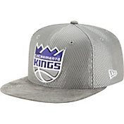 New Era Men's Sacramento Kings On-Court 9Fifty Adjustable Snapback Hat