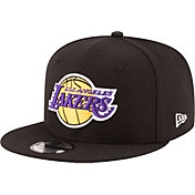 New Era Men's Los Angeles Lakers 9Fifty Adjustable Snapback Hat