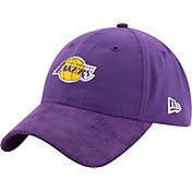 New Era Men's Los Angeles Lakers On-Court 9Twenty Adjustable Hat