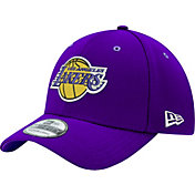 New Era Men's Los Angeles Lakers 39Thirty Flex Hat