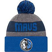 New Era Men's Dallas Mavericks Knit Hat