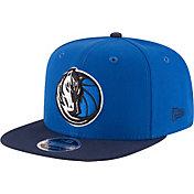 New Era Men's Dallas Mavericks 9Fifty Adjustable Snapback Hat