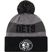 New Era Men's Brooklyn Nets Knit Hat