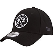 New Era Men's Brooklyn Nets 9Forty Adjustable Hat