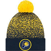 New Era Men's Indiana Pacers On-Court Knit Hat
