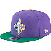 New Era Men's New Orleans Pelicans 9Fifty City Edition Adjustable Snapback Hat