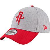 New Era Men's Houston Rockets 9Forty Adjustable Hat