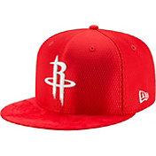 New Era Men's Houston Rockets 2017 NBA Draft 59Fifty Fitted Hat