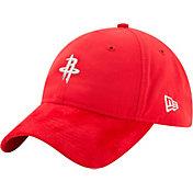 New Era Men's Houston Rockets On-Court 9Twenty Adjustable Hat