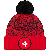 New Era Men's Houston Rockets On-Court Knit Hat