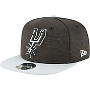 New Era Men's San Antonio Spurs 9Fifty Adjustable Snapback Hat