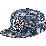New Era Men's San Antonio Spurs 9Fifty City Edition Adjustable Snapback Hat