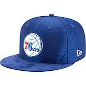 New Era Men's Philadelphia 76ers 2017 NBA Draft 59Fifty Fitted Hat