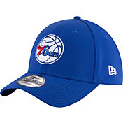 New Era Men's Philadelphia 76ers 39Thirty Flex Hat