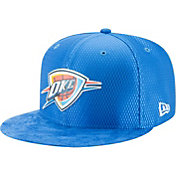 New Era Men's Oklahoma City Thunder On-Court 59Fifty Fitted Hat