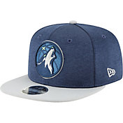 New Era Men's Minnesota Timberwolves 9Fifty Adjustable Snapback Hat
