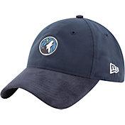New Era Men's Minnesota Timberwolves On-Court 9Twenty Adjustable Hat