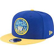 New Era Men's Golden State Warriors 9Fifty City Edition Adjustable Snapback Hat