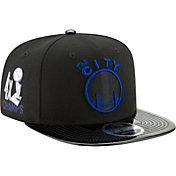 "New Era Men's Golden State Warriors 9Fifty ""4x Champs"" Adjustable Snapback Hat"
