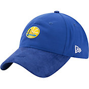 New Era Men's Golden State Warriors On-Court 9Twenty Adjustable Hat