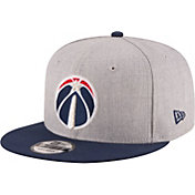 New Era Men's Washington Wizards 9Fifty Adjustable Snapback Hat