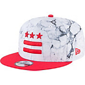 New Era Men's Washington Wizards 9Fifty City Edition Adjustable Snapback Hat