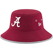 New Era Men's Alabama Crimson Tide Crimson NE16 Training Bucket Hat