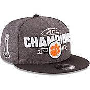 New Era Men's 2017 ACC Football Champions Clemson Tigers Locker Room 9Fifty Snapback Hat