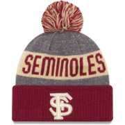 New Era Men's Florida State Seminoles Garnet Sport Knit Beanie