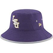 New Era Men's LSU Tigers Purple NE16 Training Bucket Hat