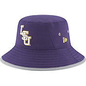 New Era Men's LSU Tigers Purple NE16 Training Bucket Hat