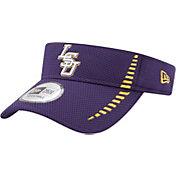 New Era Men's LSU Tigers Purple Speed Visor