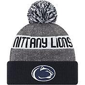 New Era Men's Penn State Nittany Lions Blue Sport Knit Beanie