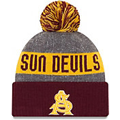 New Era Men's Arizona State Sun Devils Maroon Sport Knit Beanie