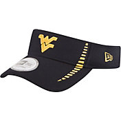 New Era Men's West Virginia Mountaineers Blue Speed Visor