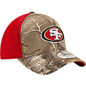 New Era Men's San Francisco 49ers Real Tree Neo 39Thirty Camouflage Stretch Fit Hat