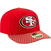 New Era Men's San Francisco 49ers Sideline 2017 On-Field 59Fifty Fitted Hat
