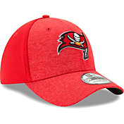 New Era Men's Tampa Bay Buccaneers Shadow 39Thirty Stretch Fit Hat