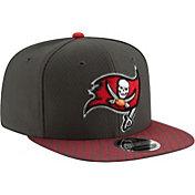 New Era Men's Tampa Bay Buccaneers Sideline 2017 On-Field 9Fifty Snapback Adjustable Hat