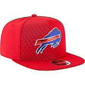 New Era Men's Buffalo Bills Color Rush 2017 On-Field 9Fifty Snapback Adjustable Hat