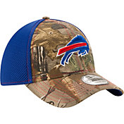 New Era Men's Buffalo Bills Real Tree Neo 39Thirty Camouflage Stretch Fit Hat
