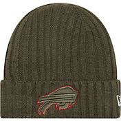 New Era Men's Buffalo Bills Salute to Service 2017 Knit Hat