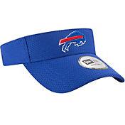 New Era Men's Buffalo Bills 2017 Training Camp Blue Adjustable Visor