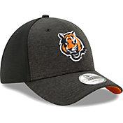New Era Men's Cincinnati Bengals Shadow 39Thirty Stretch Fit Hat