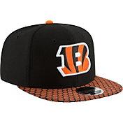 New Era Men's Cincinnati Bengals Sideline 2017 On-Field 9Fifty Snapback Adjustable Hat