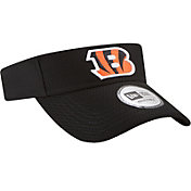 New Era Men's Cincinnati Bengals 2017 Training Camp Black Adjustable Visor