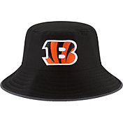 New Era Men's Cincinnati Bengals 2017 Training Camp Black Bucket Hat