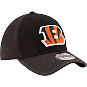 New Era Men's Cincinnati Bengals 2017 Training Camp 39Thirty Black Flex Hat
