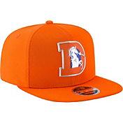 New Era Men's Denver Broncos Color Rush 2017 On-Field 9Fifty Snapback Adjustable Hat